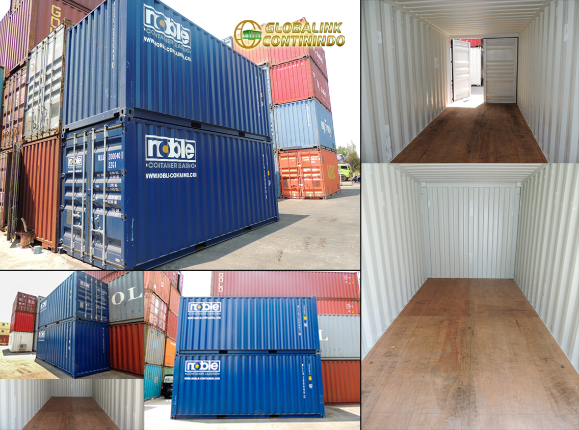 Container Dry/Kosong 20 FT  Brand New - Bandun