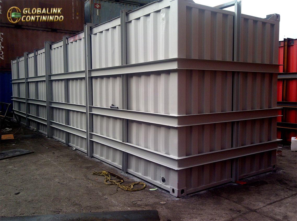 Water Tank Container 40 FT - Jakarta