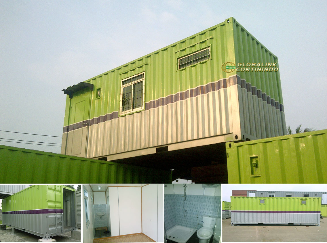 Toilet Container 20 FT - Tangerang