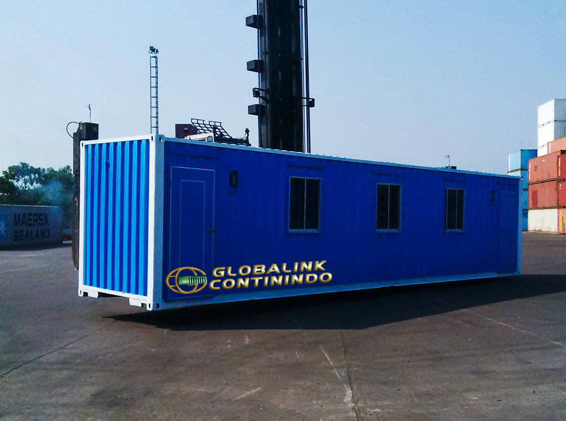 Office Container 40 FT - Kalimantan