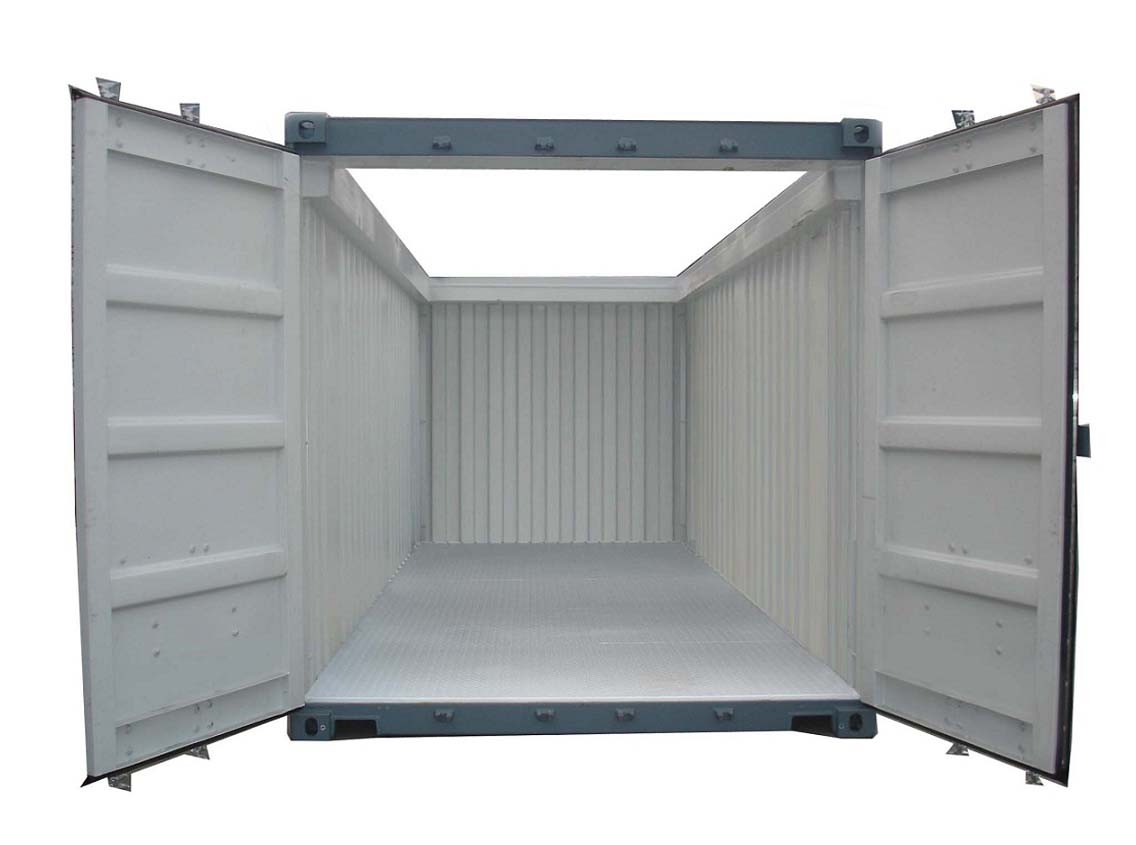 Open Top Container 20 FT - Jakarta