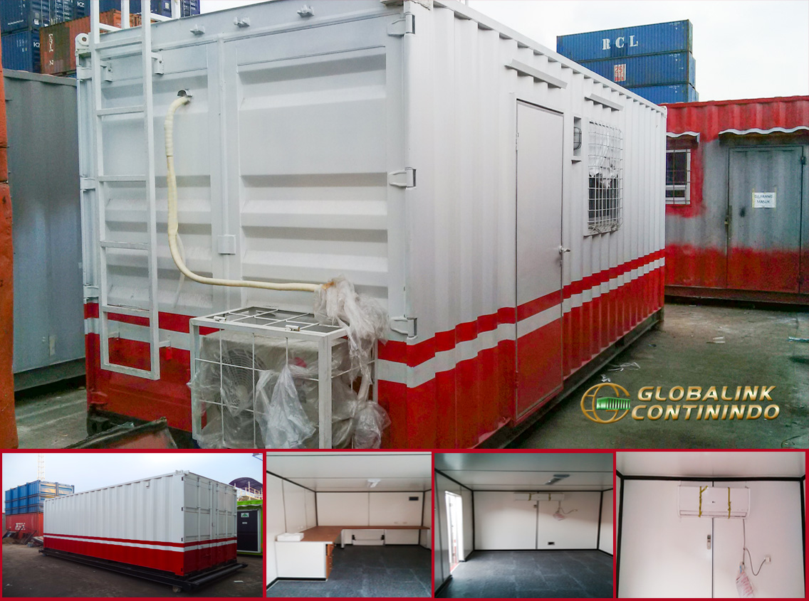 Office Container 20 FT -  Bekasi
