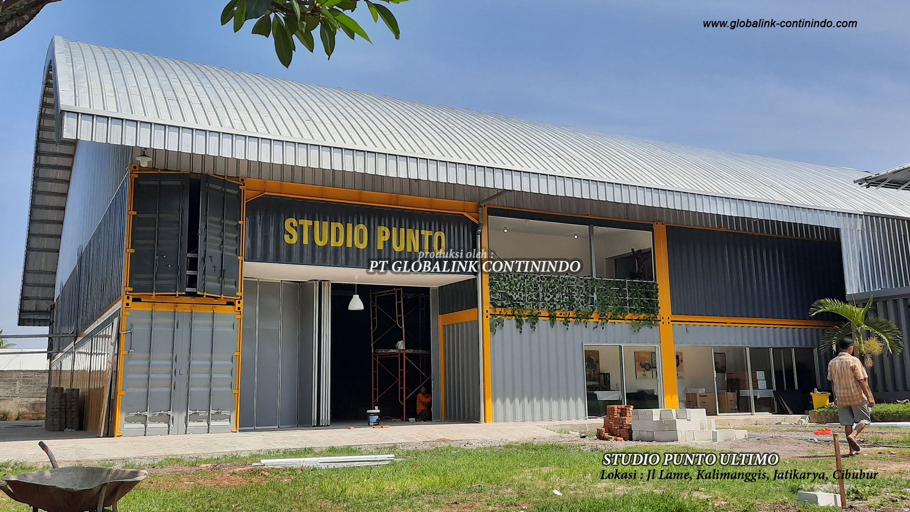 Studio Container, Punto Ultimo